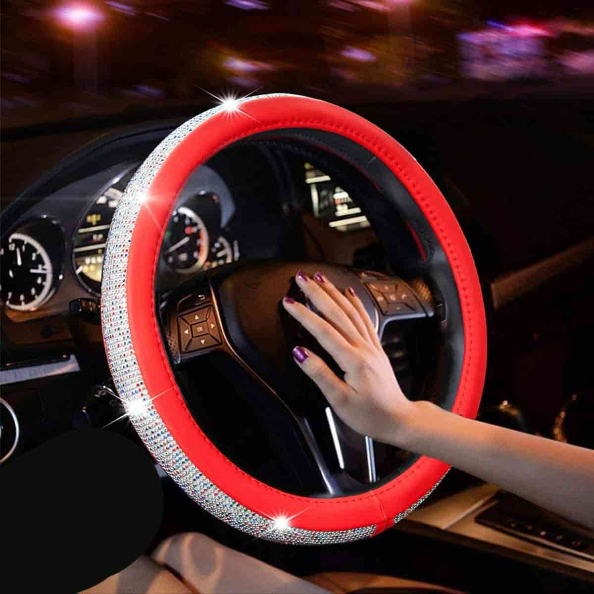 Steering-Wheel-cover-Amazon