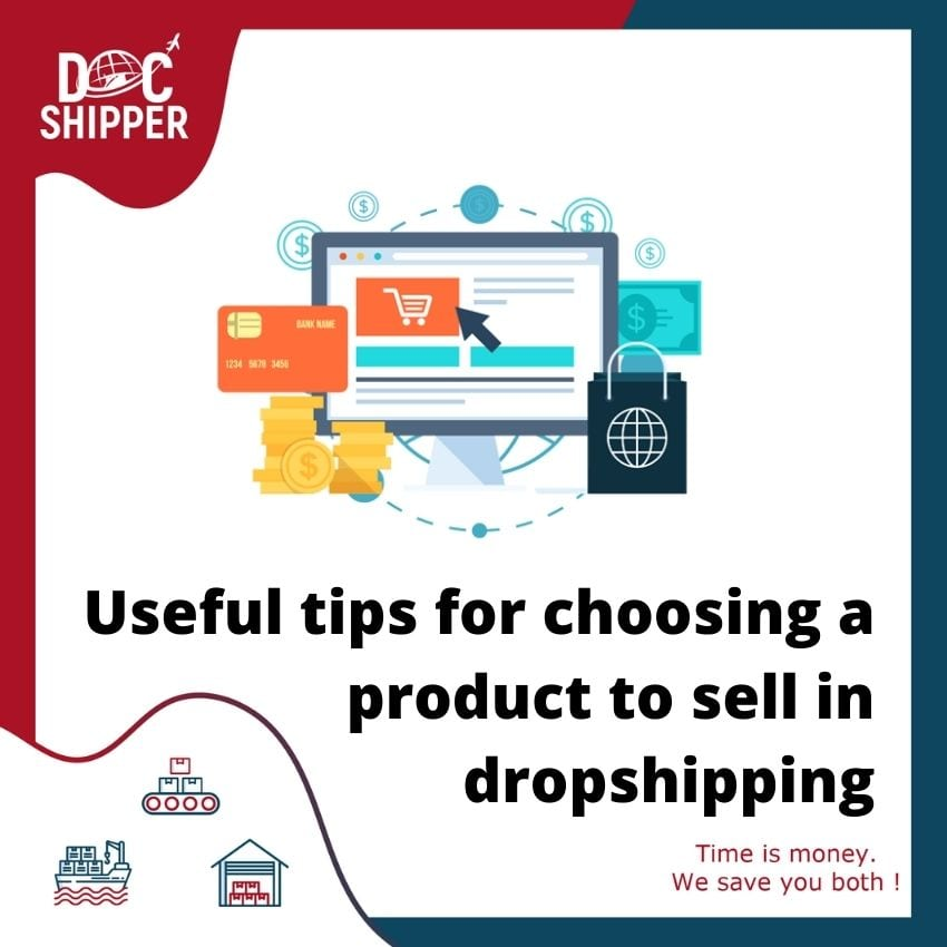 Useful tips for choosing a product to sell in dropshipping