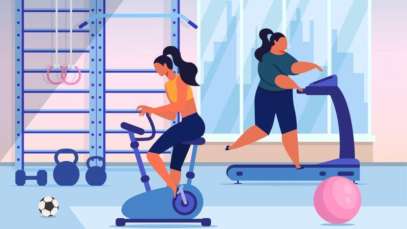 machine-fitness
