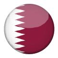 qatar-flag-circle