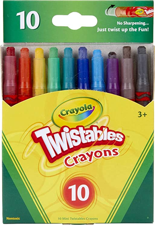 Crayons pour enfants Crayola
