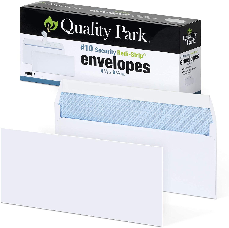 Enveloppes de sécurité
