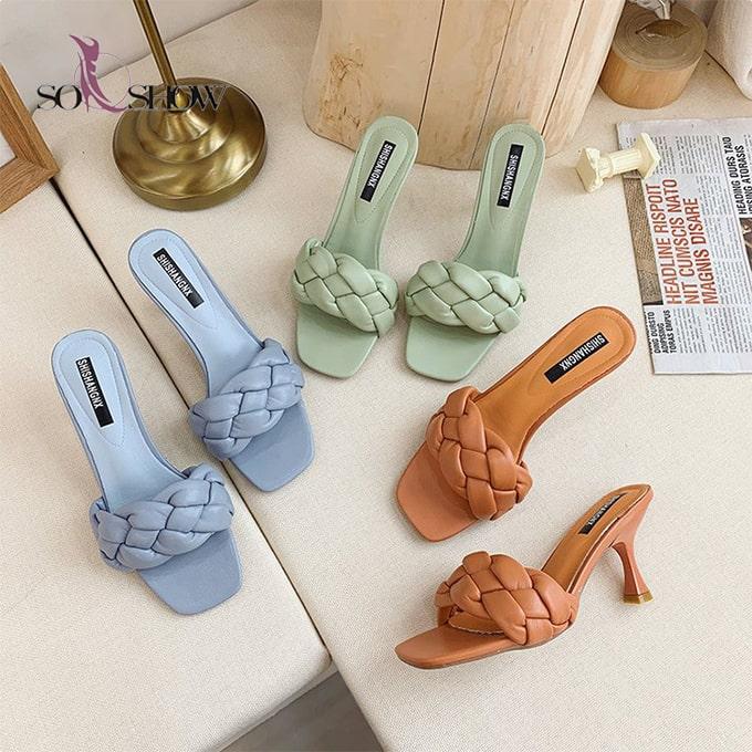 Sandales à talons haut So-SHOW