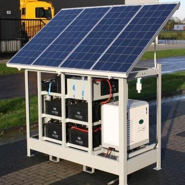 Off-grid-Solar-Power-System
