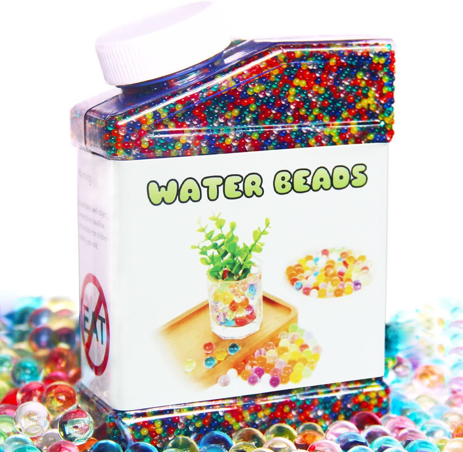 Perles de gel d'eau Water Beads