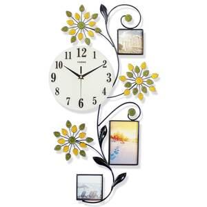 Photo-frame-wall-clock-CTGYP