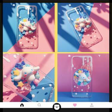 Resin-phone-accessories