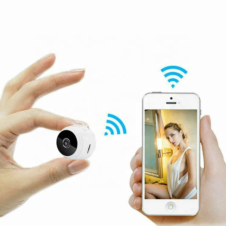 Rocsfly Mini Wifi Camera