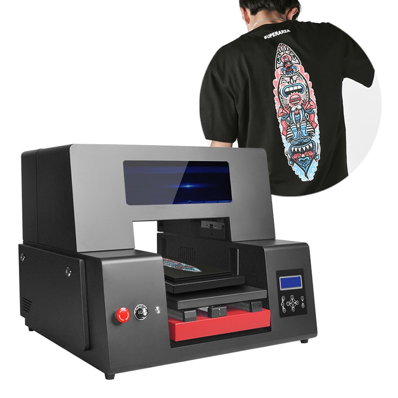 Textile printing machine RFC