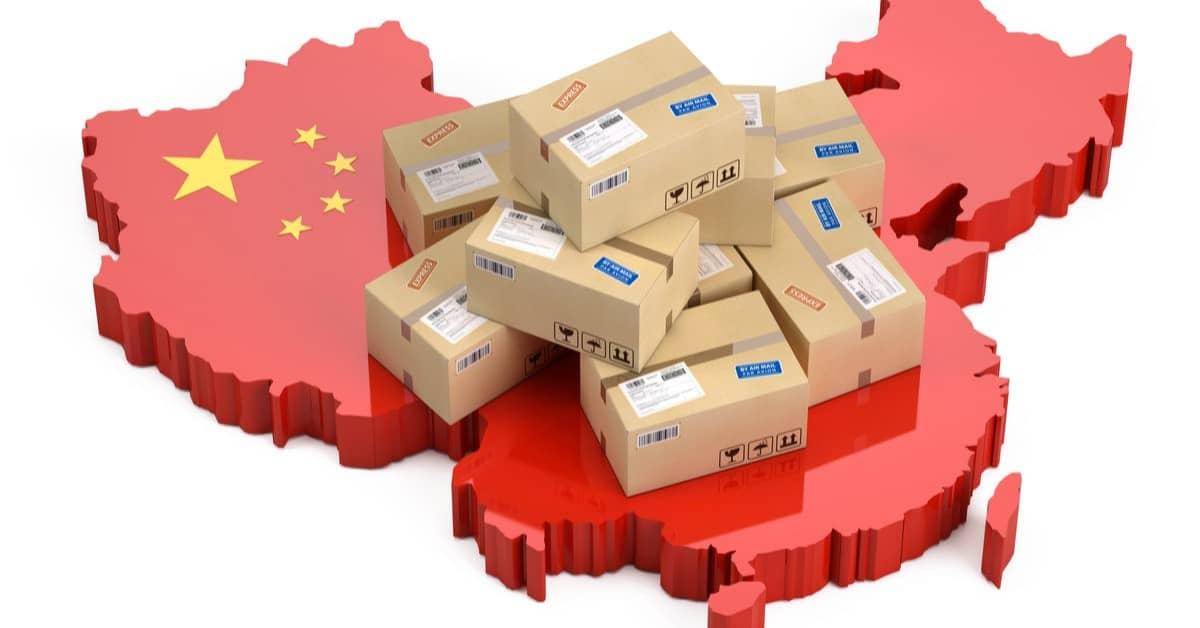 approvisionnement en Chine
