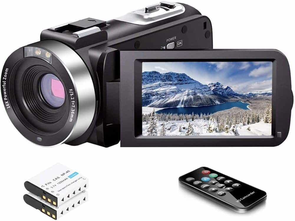 video-camera-camcorder-Amazon