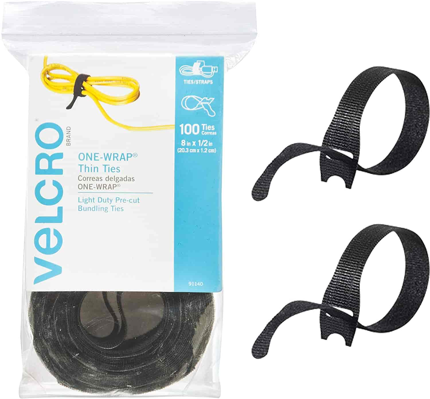 Cable Ties Velcro