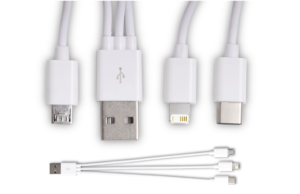 Cable pour chargement multiple