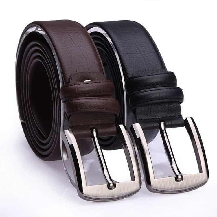 Genuine leather belt Trendy