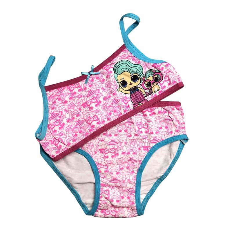 Girls Underwear Set Rongmei