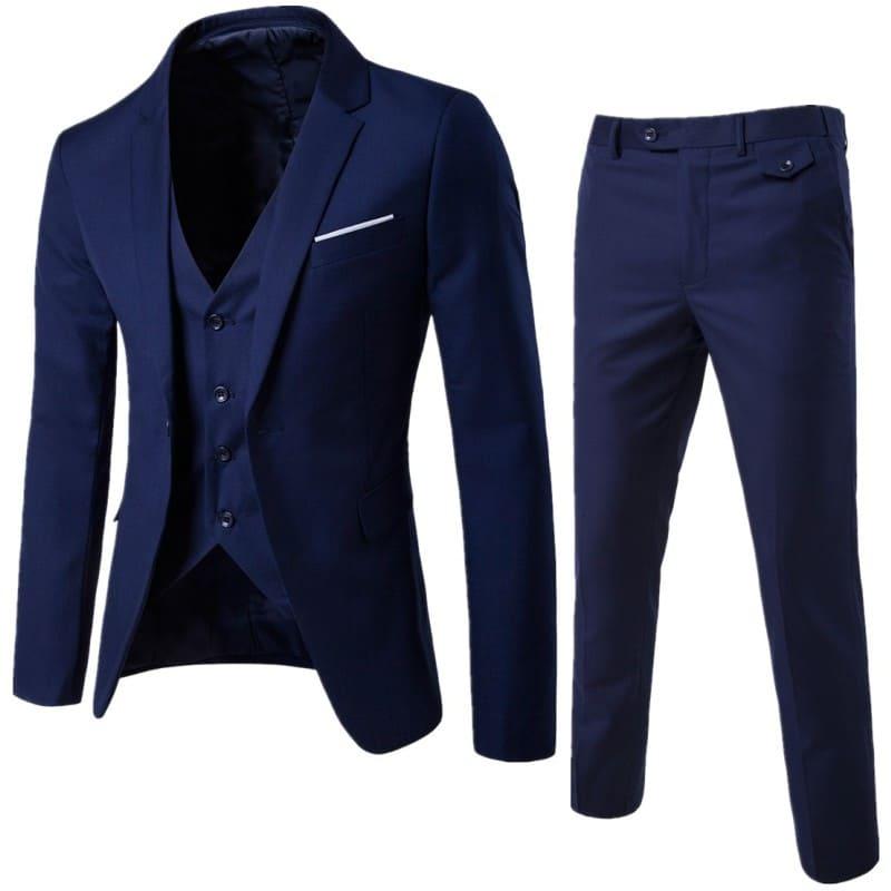 Men's Wedding Suit YSMARKET