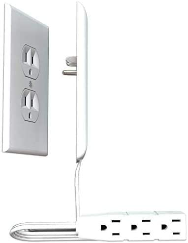Multi-Outlets Sleek Socket