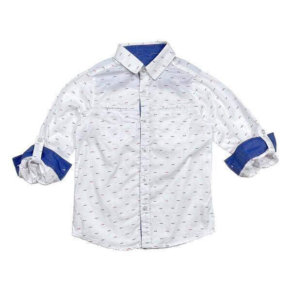 Shirt-Royal-blue