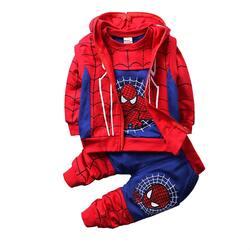 Spider-Man-Clothes-Set-Rainbow