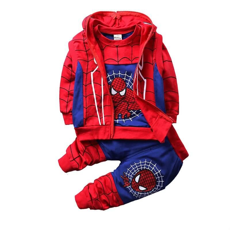 Spider-Man-Clothes