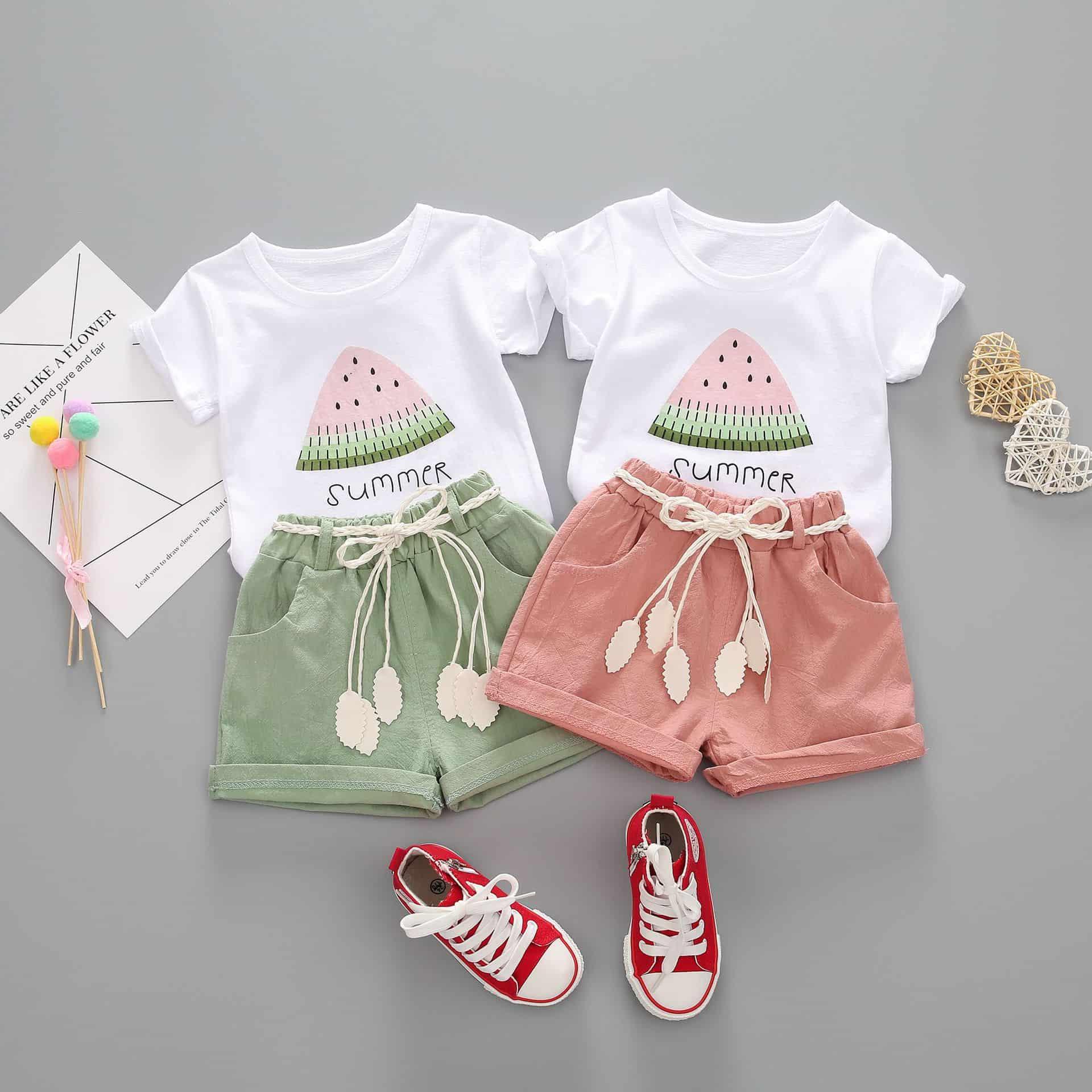 Summer Clothing Set XAL