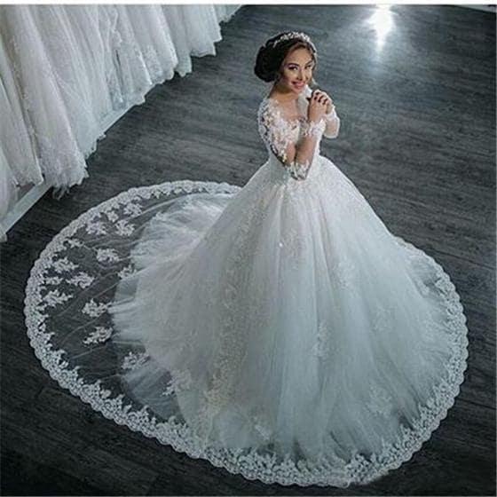 Wedding Dress Bride OEM