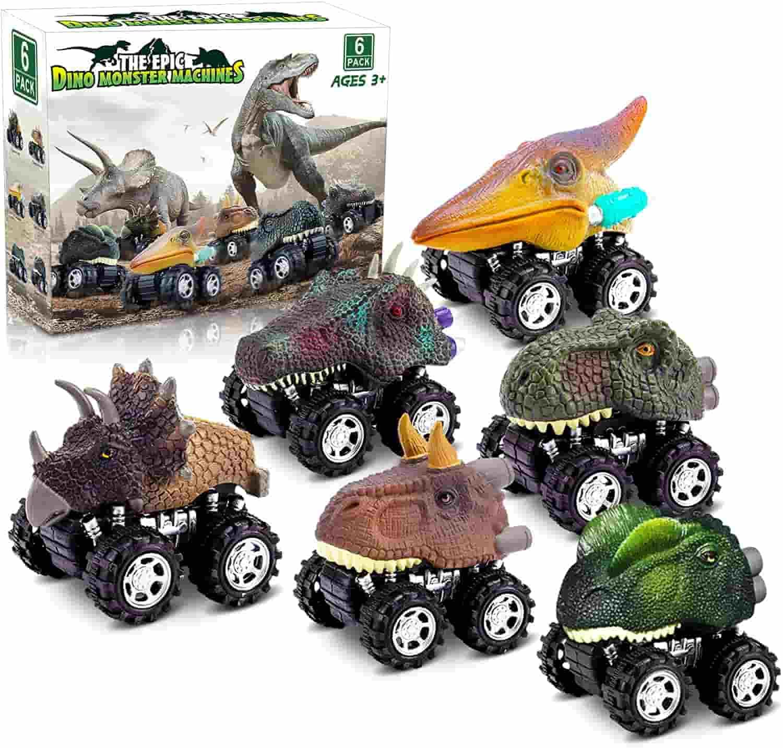 Dinosaur Cars Palotix