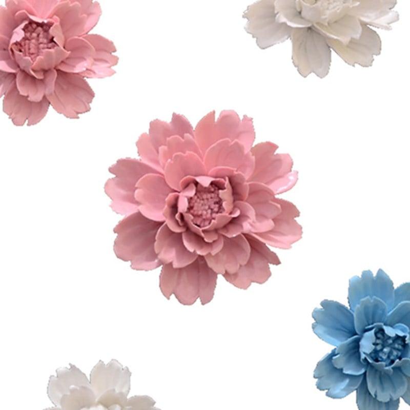 Fleur pour décoration murale