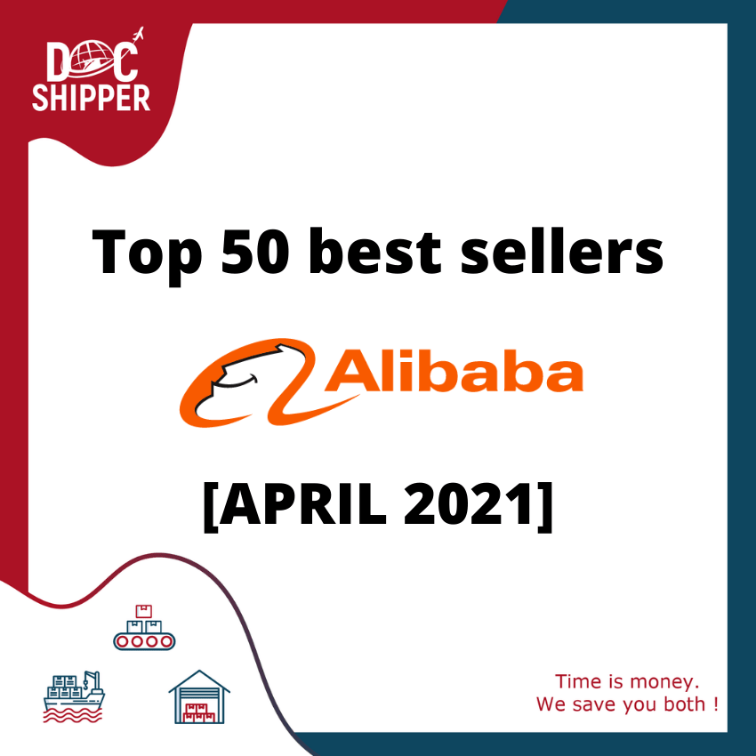 TOP 50 Alibaba March 2021