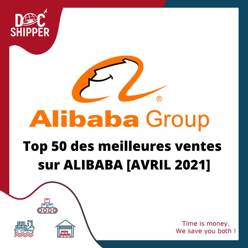 Top-50-meilleures-ventes-Alibaba-Avril-2021