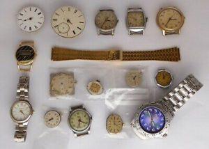 boitiers de montres