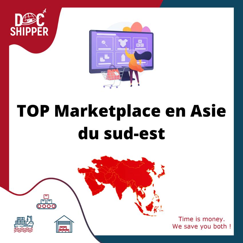Top marketplace en asie