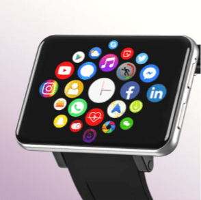 4G Big Smart Watch Android Domiwear-docshipper