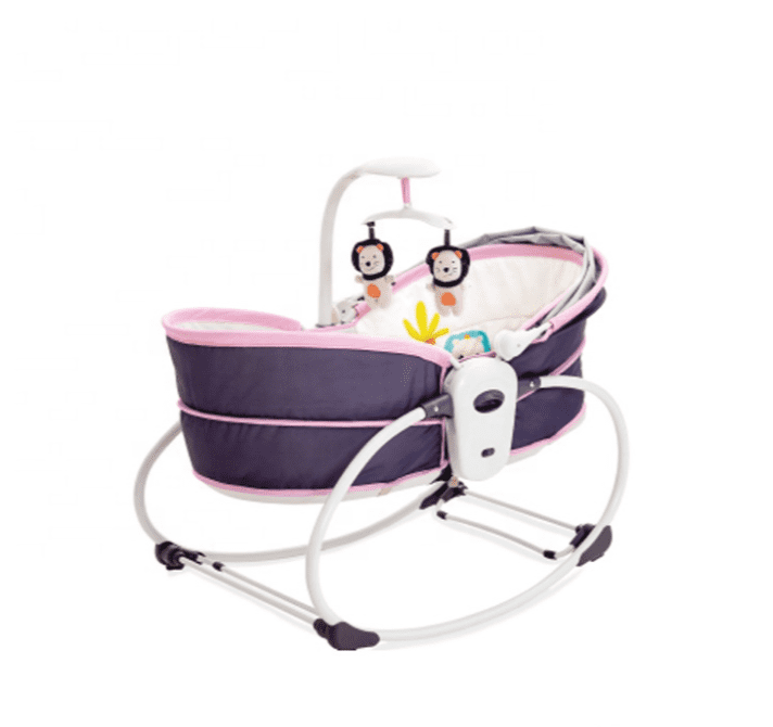 Baby cradle swing bed Mj Toy-docshipper