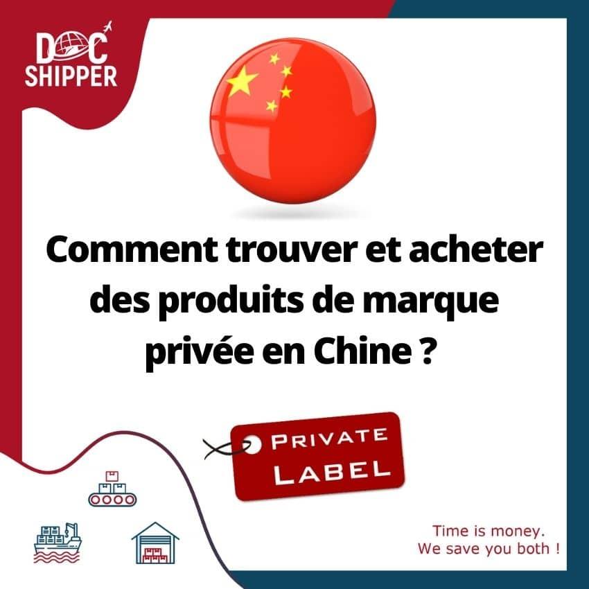 Comment trouver et acheter des produits de marque privée en Chine [GUIDE COMPLET]