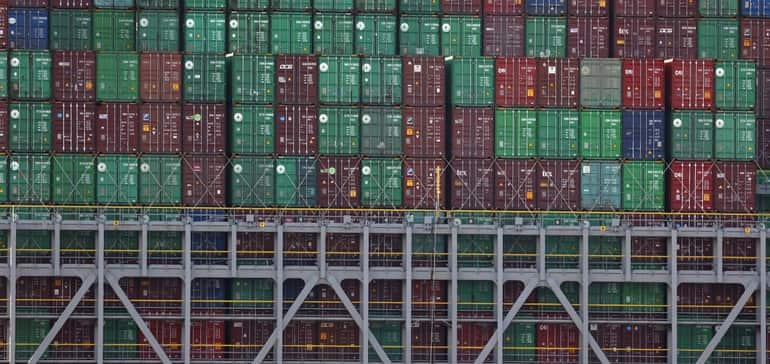 Containers leasing