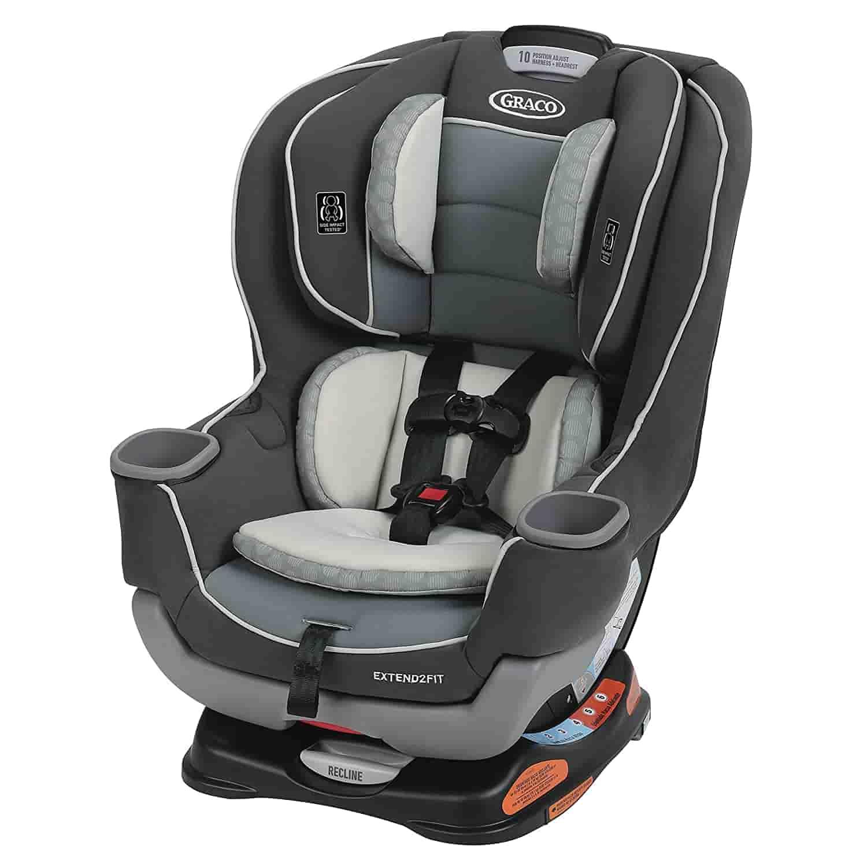 Convertible baby seat