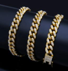 Cuban Link Chain Necklace-Docshipper