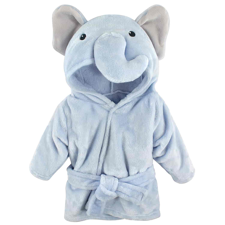 baby elephant robe