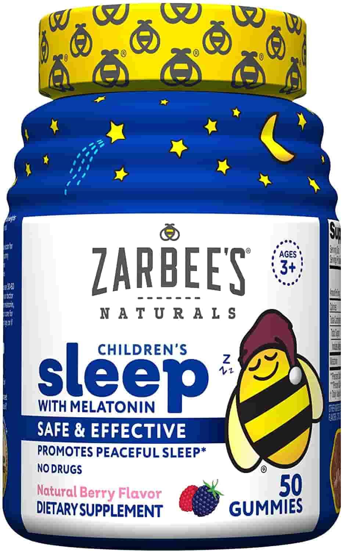Zarbies melatonin for sleep