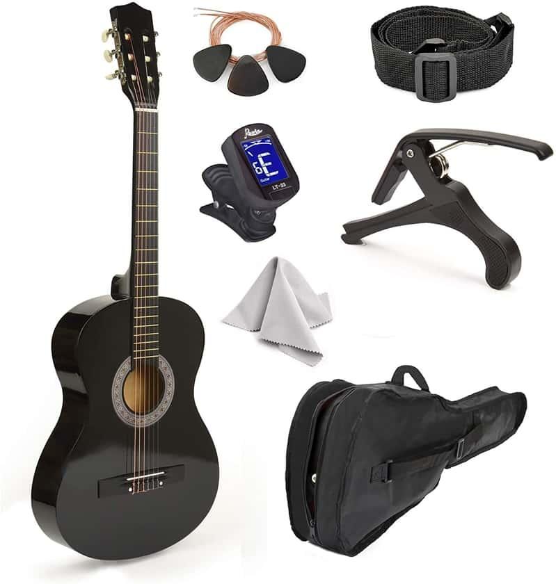 30 Wood Guitar