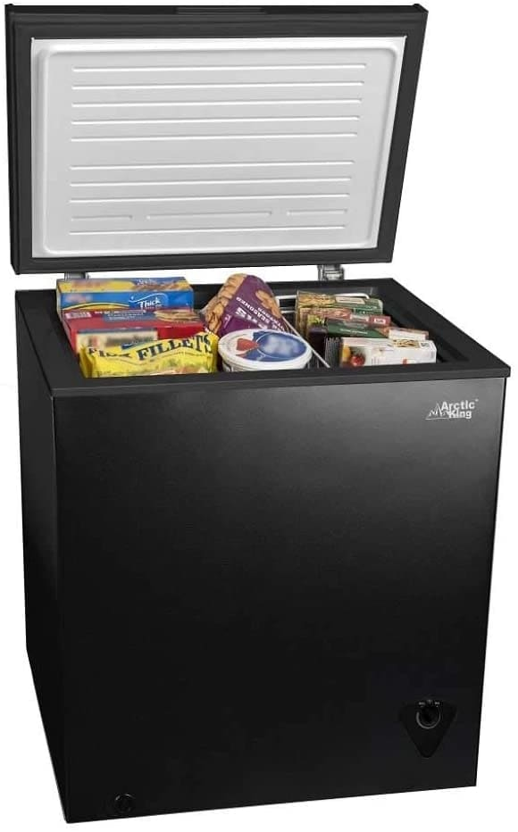 5 cu ft Chest Freezer for Your House,