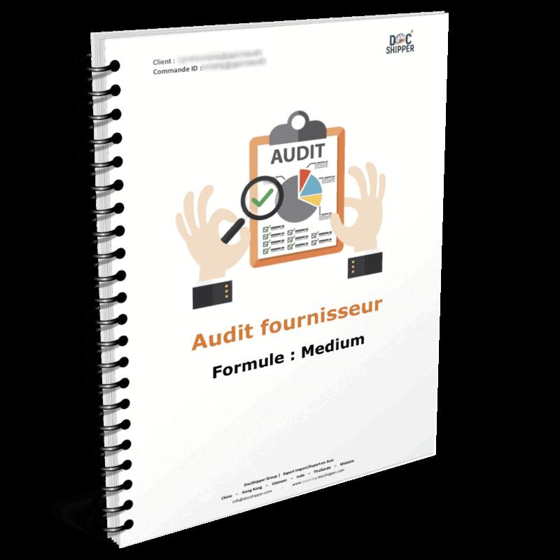 Audit fournisseur asie - medium