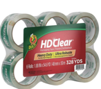 Clear Packing Tape Refill