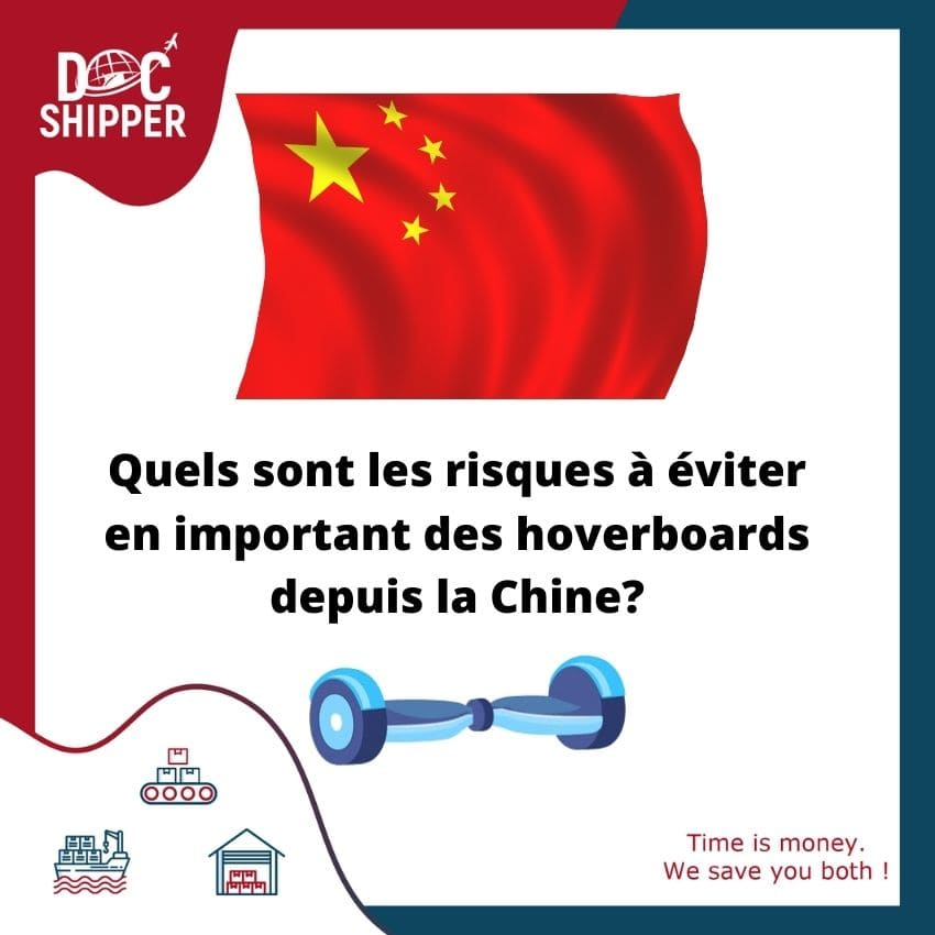 importer hoverboard Chine