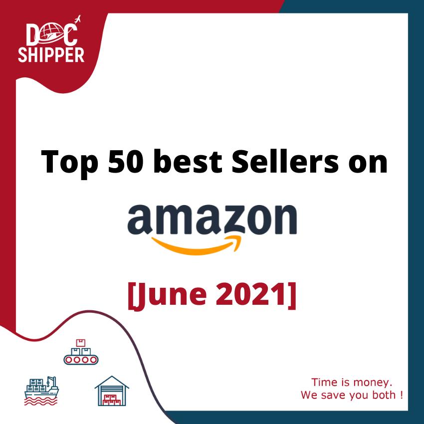 Top 50 Amazon[June 2021]