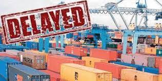 Delayed cargo