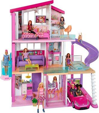 Dream-house-Barbie