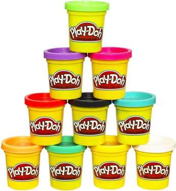 Modelling-Compound-Play-Doh