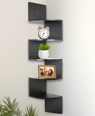 Wall-Mount-Corner-Shelves